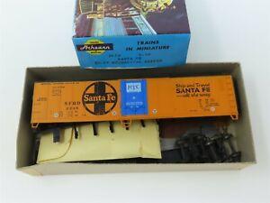 HO Scale Athearn 1630 SFRD Santa Fe 50' Mechanical Reefer #2248 Kit