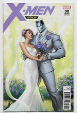 X-Men Gold #30 Marvel Comics 2018 J Scott Campbell Kitty Colossus Variant Cover