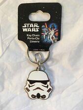 Star Wars Storm Trooper Key Chain Key Ring Metal