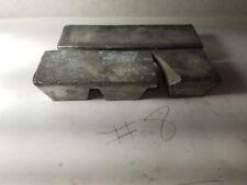 Universal Babbitt Metal Bearing Alloy Ingot 8 Pounds Total