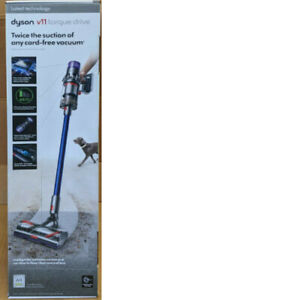 NEW Dyson V11 Torque Drive Cordless Vacuum Iron Silver w/9 Tools! SEALED! $700+