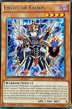 RATE EN025 1ST ED 3X ENVOY OF CHAOS RARE CARDS