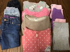 Toddler Girl Size 24M/2T Winter Clothing Lot • Great Condition!!