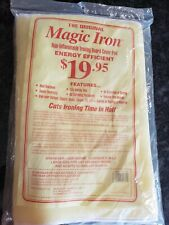 The Original Magic Iron Non-Inflammable Ironing Board Cover-Pad