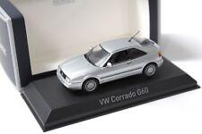 1:43 Norev VW Corrado G60 silver 1990 NEW bei PREMIUM-MODELCARS