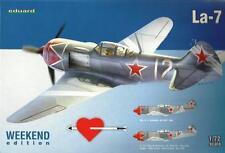 Lavochkin La 7 (soviético af marcas) 1/72 Eduard edición de fin de semana