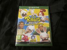 Videogames Ubisoft Rabbids Invasion