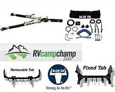 Blue Ox  BX7365 Alpha 6.5k lb Steel Tow Bar Standard Tow Package