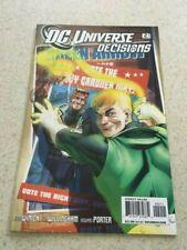 DC UNIVERSE DECISIONS  2  NM+  9.6  High Grade Unread  Batman Superman Flash