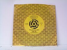 """PEARL JAM """"SPIN THE BLACK CIRCLE"""" PICTURE SLEEVE ONLY"""