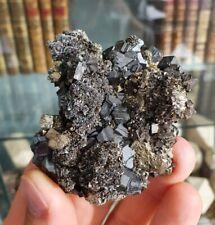 Pyrite, Pyrrhotite psm Pyrite, Sphalérite, Arséno., Trepca, Mitrovica, Kosovo
