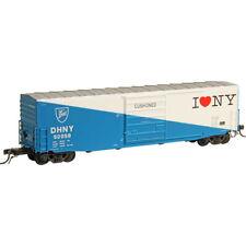 Kadee #6379 Delaware & Hudson NY #50058 50' PS1 Boxcar 10 Ft. : HO Scale