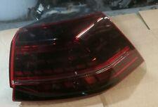 VW GOLF MK7.5 FACELIFT LED REAR LIGHT O/S/R DRIVER SIDE 5G0945208G