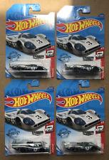 Lot Of 4 BRAND NEW 2020 Hot Wheels Zamac #006 PORSCHE 917 LH Walmart Exclusive