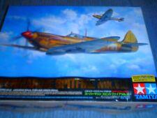 TAMIYA 1/32 SCALE WWII RAF SUPERMARINE SPITFIRE MK.VIII FIGHTER KIT NO 60320
