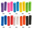 UK! white Soft BMX MTB Cycle Road Mountain Bicycle Scooter Bike Handle bar Grips