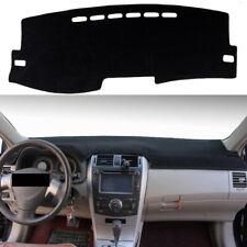 Car Dashboard Dash Mat Non-Slip Sun Cover Pad For Toyota Corolla 2007-2013