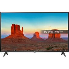 LG 65UK6300PLB UHD 65 Inch 4K Ultra HD A Smart LED TV 3 HDMI