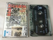 Bad Religion All Ages Cassette Tape (Epitaph 1995) Compilation Punk Rock