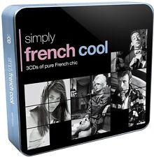 Various Artists - Simply French Cool / Various [New CD] UK - Import