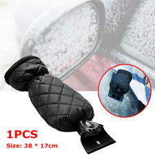 Thickened Warmth Glove Car Windshield Ice Snow Removal Scraper Hand Tool Shovel
