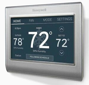 Honeywell Smart Thermostat with Wi-Fi RTH9585WF1004 (Smart Home Compatible) Num2