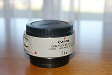 Canon Extender EF 1.4x II / Tele-Convertor