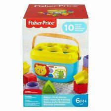 Fisher Price 1103933 Baby's First Blocks