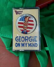Capitol Steps Georgie On My Mind Political Humor George Bush cassette President