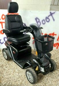 PRIDE EXECUTIVE 8MPH ROAD / OFF ROAD LONG RANGE Mobility Scooter FULL SUSPENSION