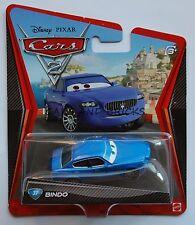 Disney Pixar Cars 2 BINDO #37 1:55  New