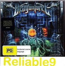 DragonForce - Maximum overload Deluxe CD+DVD+Bonus tracks Digipak - 2014 Sony