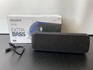 Sony SRS-XB32 Wireless Bluetooth Waterproof Speaker - Black