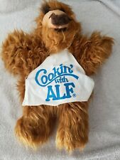 Cookie With Alf Burger King Puppet