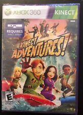XBOX 360 KINECT ADVENTURES DVD VIDEO GAME