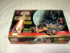 A 1999 Hasbro Stars Wars Episode 1 Battle for Naboo 3D Action Figure Game