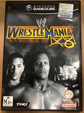 WWE Wrestlemania X8 (Nintendo Gamecube, 2002)