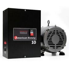 American Rotary Phase Converter Ar10 10hp 1 To 3 Three Ph Converter