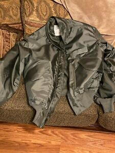 SIZE MEDIUM NEW MILITARY FLYER'S COLD WEATHER JACKET 45/P ARAMID BY PROPPER