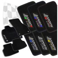 Auto-Fußmatten SportLine für Mercedes Benz C-Klasse W203 2000 - 2007