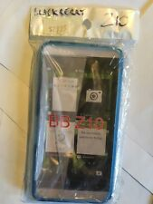 BlackBerry Z10 Fitted TPU Flexible Skin Case Cover BBZ10 Blue. Brand New package
