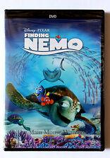 Disney Pixar Australia Finding Nemo Dvd 2013 Marlin Crush Dori Ellen Degeneres