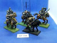 Warhammer Fantasy - Chaos - Classic Chaos Knights x5 - Metal WF728