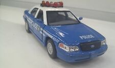 FORD CROWN VICTORIA INTERCEPTOR police kinsmart TOY model 1/42 scale diecast