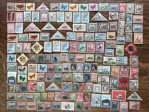 Collection Of Mozambique Stamps