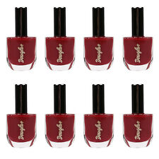 8x Douglas Nagellack 936459 Nägel Nail Polish MU0031 83-Bloody Jenny 10 ml SET