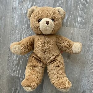 Vintage Antique German Hermann Teddy Original Plush Stuffed Animal Brown Bear