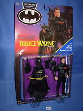 1991 BRUCE WAYNE Batman Returns by Kenner MOC