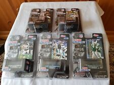 New 1999 Lot Of 5 NFL Team Collectibles 1/64 Diecast GM Yukons With Player Cards