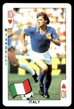 Dandy Gum World Cup 1986 - Ten of Hearts M. Tardelli (Italy)